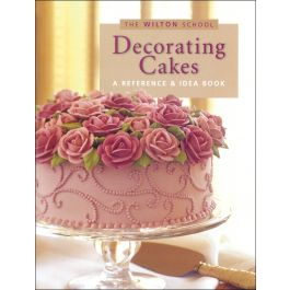 Decorating Cakes Book  - W902904
