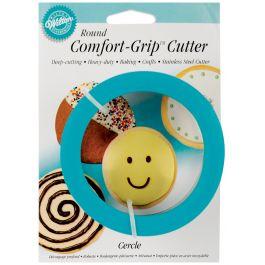 """Comfort Grip Cookie Cutter 4"""" Round - W2310-608"""