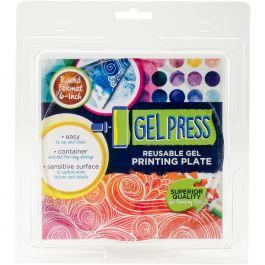 "Gel Press Gel Circle 6""  - 10806-6"