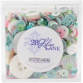 28 Lilac Lane Shaker Mix 75G Rainbow Unicorn - LL505