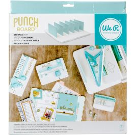 We R Memory Keepers Punch Board Storage  - 660092