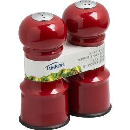 "Salt & Pepper Set 4.5"" Red - 714097"