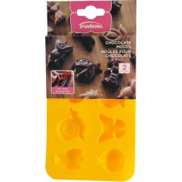 Silicone Candy Mold 2/Pkg  - 9916012