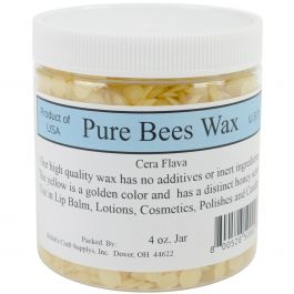Bees Wax 4Oz  - W00104