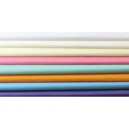 """Tissue Paper 20""""X30"""" 24/Pkg 3 Each Of 8 Pastel Colors - 88202"""