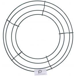 """Wire Wreath Frame 10"""" - 36002"""