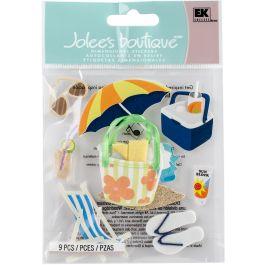 Jolee'S Boutique Dimensional Stickers Summer Gear - SPJB-416