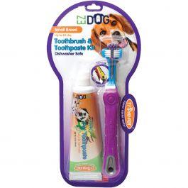 Ez Dog Toothbrush Kit Small Breed - FFP4535
