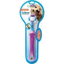 Ez Dog Pet Toothbrush Large Breed - FFP4537
