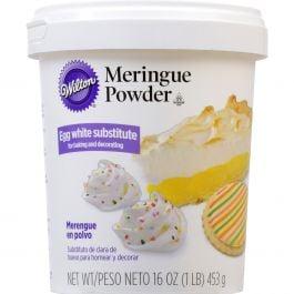 Meringue Powder 16Oz - W7026004