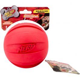 "Nerf Squeak Ball 4.25"" Red - G7000"