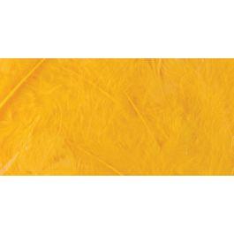 Marabou Feathers .25Oz Gold - B704-GO