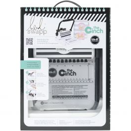 "Heidi Swapp Cinch Book Binding Tool W/Square Holes 11.5""X8""X5"" - 662789"