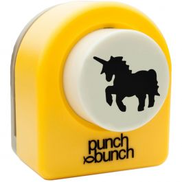 "Punch Bunch Large Punch Approx. 1.25"" Unicorn - 4P-003"