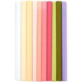 Extra Fine Crepe Paper 10/Pkg Secret Garden - LG11028