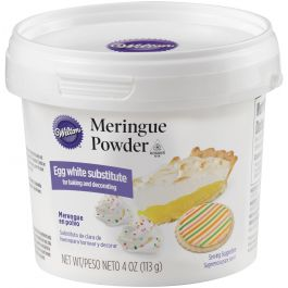 Meringue Powder 4Oz - W6020