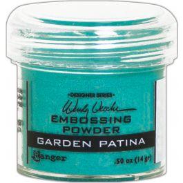 Wendy Vecchi Embossing Powder Garden Patina - WEP-49050
