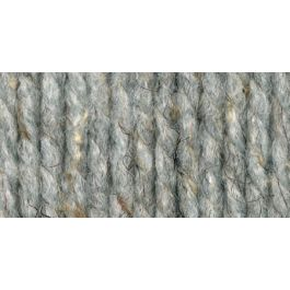 Lion Brand Wool Ease Thick & Quick Yarn Grey Marble - 640-154
