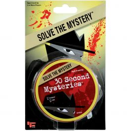 30 Second Mysteries Game  - BP01633