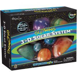 3 D Solar System Kit  - BP19862