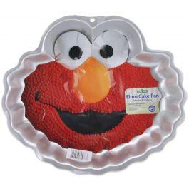 "Novelty Cake Pan Elmo 13.5""X10.5""X2"" - W2105CP-3461"