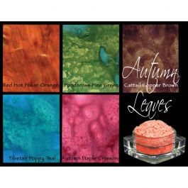 Lindy'S Stamp Gang Magicals .25Oz 5/Pkg Autumn Leaves - MAGICAL-1