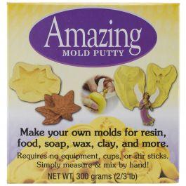 Amazing Mold Putty Kit .66Lb  - 10570