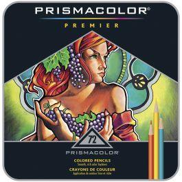 Prismacolor Premier Colored Pencils 72/Pkg  - 3599TN