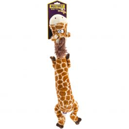 "Multipet Dawdler Dudes Floppy Plush Toy 20"" Giraffe - 48144"