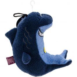 """Multipet Deedle Dudes Plush Toy 8"""" Shark - 22348"""