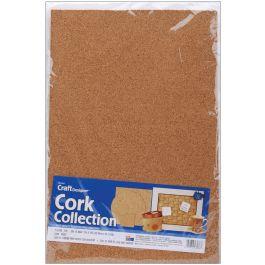 """Darice Cork Sheet 12""""X18""""X.25""""  - P10989"""
