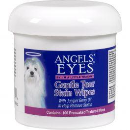 Angels' Eyes Gentle Tear Stain Wipes 100/Pkg  - GTSW100