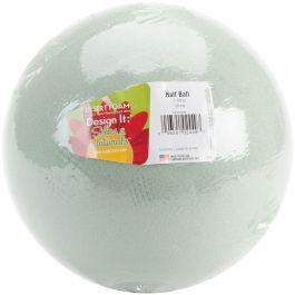 """Desert Foam Half Ball Arranger 8""""X4"""" - FOBA8"""