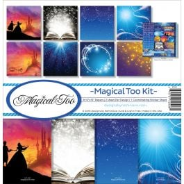 "Reminisce Collection Kit 12""X12"" Magical Too - MT200"