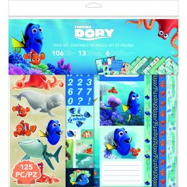 """Finding Dory Page Kit 12""""X12""""  - 5100136"""