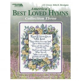 Leisure Arts America'S Best Loved Hymns #3 - LA-4610