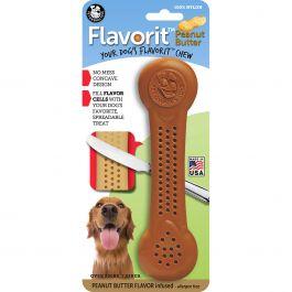 Flavorit Nylon Bone Peanut Butter X Large - ZFLP1
