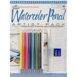 Essentials(Tm) Artist Pack Watercolor Pencil - RD503