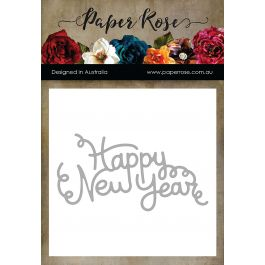 Paper Rose Dies Happy New Year - PR16709