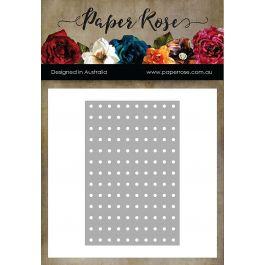 Paper Rose Dies Pegboard - PR16539