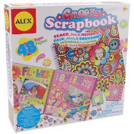 Alex Toys Groovy Scrapbook Kit  - 106P