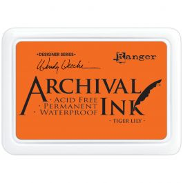 Wendy Vecchi Archival Ink Pad Tiger Lily - AID-45670