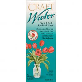Floral & Craft Simulated Water 12Oz - RS38012