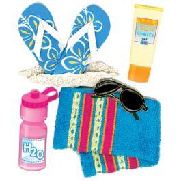 Jolee'S Boutique Dimensional Stickers Beach Accessories - E5020031