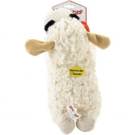 "Multipet Lamb Chop 10"" Toy  - MP48375"