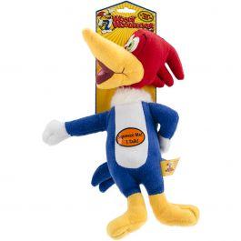 """Multipet Woody Woodpecker 11"""" Toy  - MP37244"""