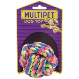"""Multipet Nuts For Knots Dog Toy 2.5""""  - MP29001"""