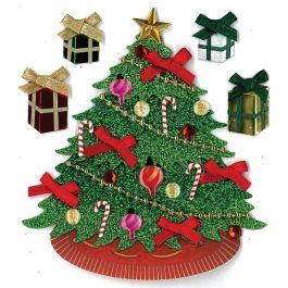 Jolee'S Boutique Dimensional Stickers Classic Tree - E5020368