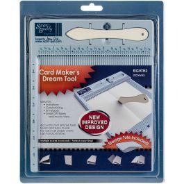 "Scor Buddy Eighths Mini Scoring Board 9""X7.5"" Imperial - SP106"