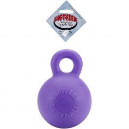 """Soft Flex Gripper Ball 4.5"""" Purple - HT5455"""
